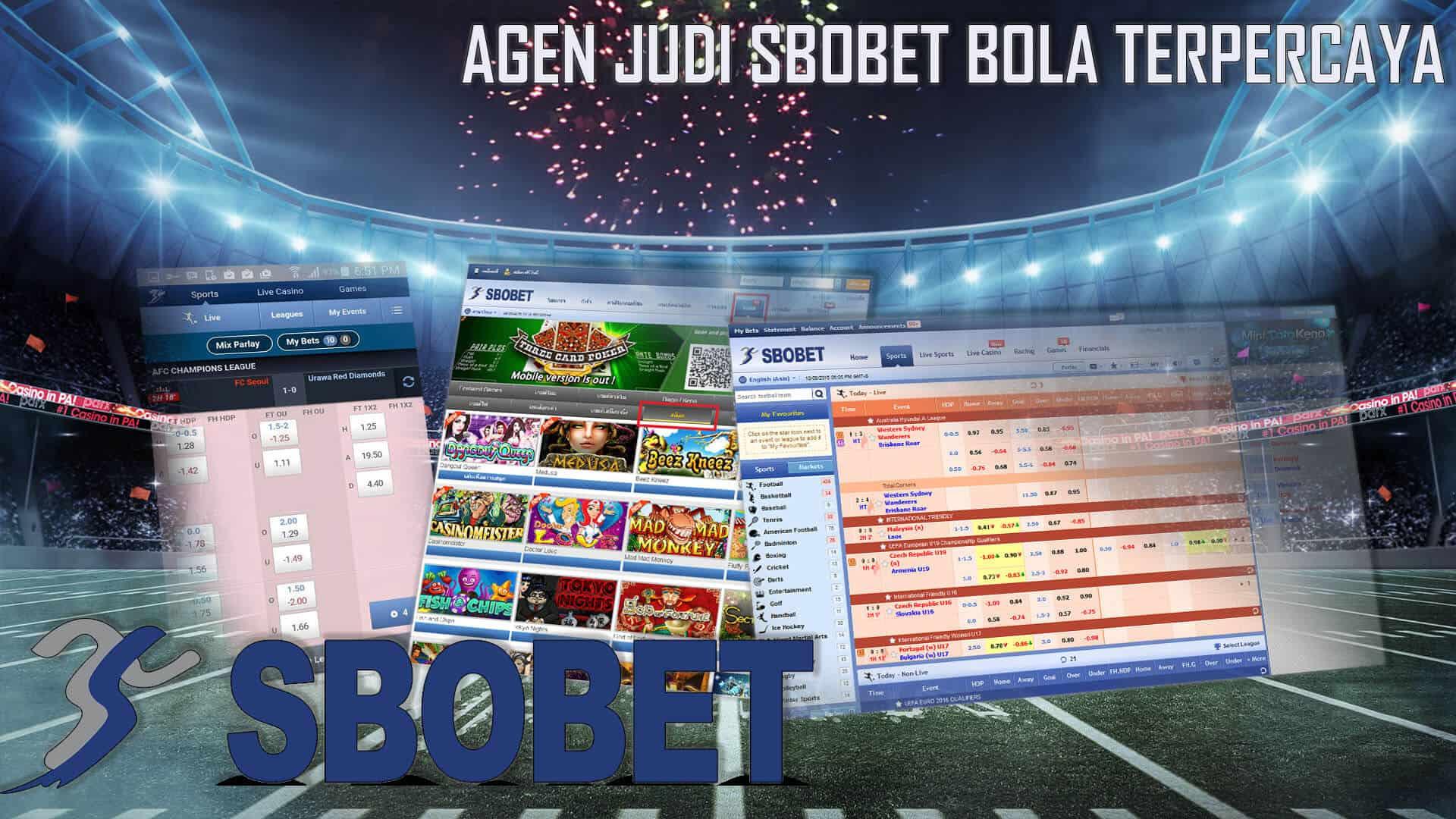 Bandar Taruhan Judi Bola 2019